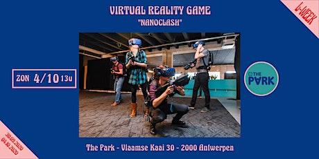 Virtual Reality Game : Nanoclash tickets