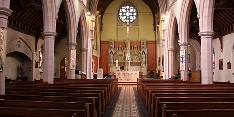 Wednesday 7pm Mass at St Edmund's tickets