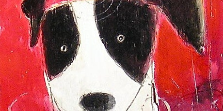 Painting a Dog, Art Class for Kids age 6 -13 tickets