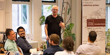 Briskr workshop Best 3 minutes pitch (by David Beckett) - Oct 8 tickets