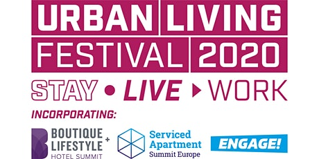 Urban Living Festival 2020 tickets
