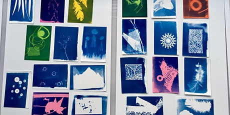 Cyanotypes Taster Session tickets