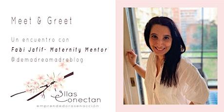 Meet & Greet con Fabi Jafif boletos