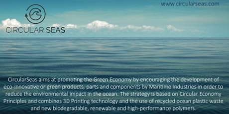 Circular Seas Workshop 2 - 3D Printing Demonstration and Discussion tickets