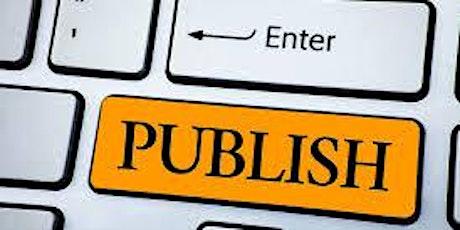Self-publishing on Amazon Kindle Direct Publishing for TechComm Pros tickets