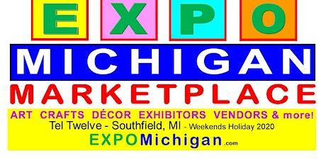 Michigan Arts Crafts Show -  Tel Twelve Mall,  Dec 5-6, vendors wanted tickets