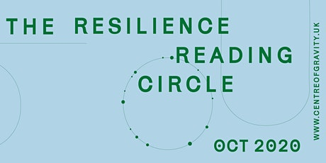 The Resilience Reading Circle: 1 tickets