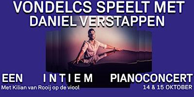 VondelCS Speelt Met: Daniel Verstappen