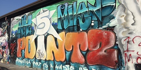 Street Art Tour Milano - Quartiere Greco biglietti