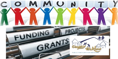 New Options for Funding your Community Group/Organisation tickets