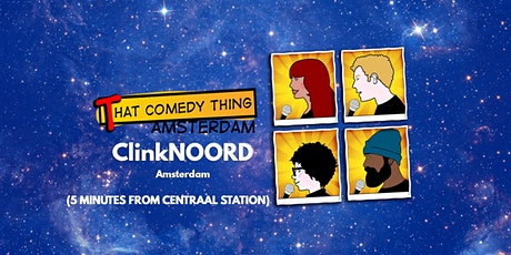 That Comedy Thing Noord | Stand-up Comedy tickets