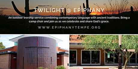 Twilight  @ Church of the Epiphany-Tempe tickets