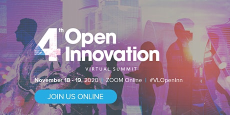 4th Annual Open Innovation Summit tickets