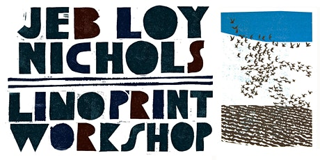 Copy of Lino Cutting with Jeb tickets