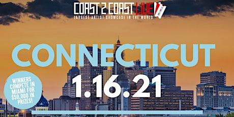Coast 2 Coast LIVE Artist Showcase Connecticut  1/16/21 tickets