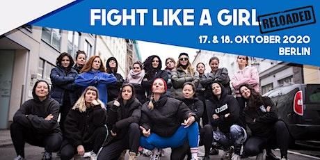 """""""FIGHT LIKE A GIRL - RELOADED!"""" Weekend Workshop Berlin Tickets"""