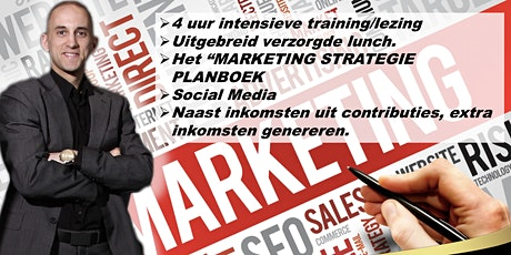 "UFW Marketing ""Meer Leden"" Workshop tickets"