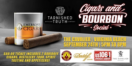 Davidoff Cigars And Bourbon Social tickets