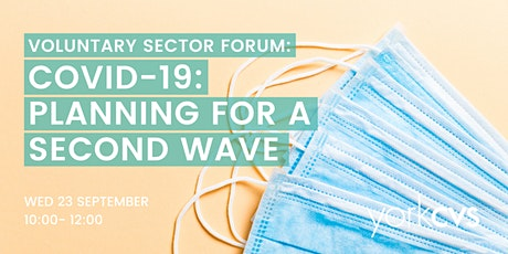 COVID-19: Planning for a second wave tickets