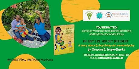 World CP Day  Children's Book Launch Event tickets