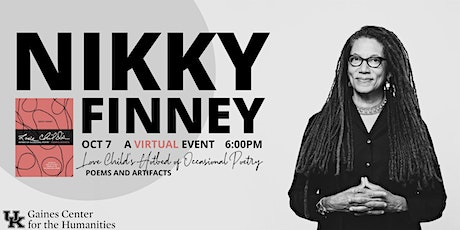 Bale Boone Symposium Featuring Nikky Finney tickets