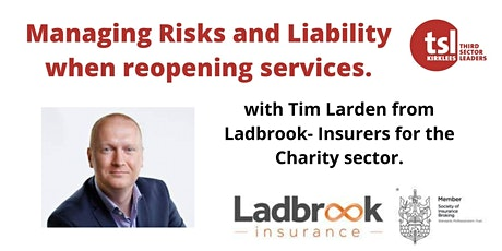 Managing Risks and Liability as you Reopen tickets