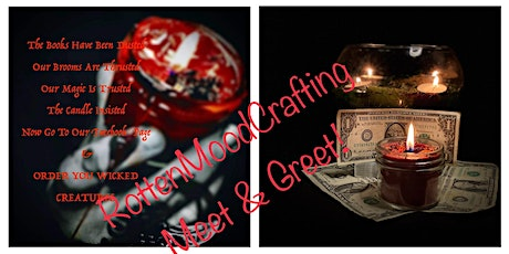 RottenMoodCrafting Meet & Greet tickets