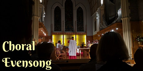 Choral Evensong 5.30pm Sept 27 St John the Divine tickets