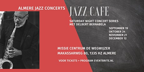 Jazz Cafe Concert Series (24 Oktober 2020) tickets