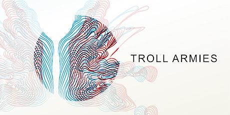 Spotting Bullshit: Troll armies | Jesse Evers tickets