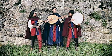 Leyriath Ensemble | Concerto de música medieval // NOITES NO PÁTIO DO MUSEU tickets