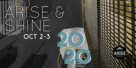 ThriveCon 2020 — Arise &  Shine tickets