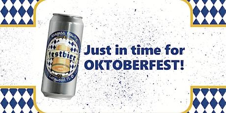 Festbier Beer Release tickets