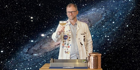 Space Cocktails with Dr Inkwell (ingredients included!) tickets
