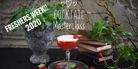 *FRESHERS 2020* Stirling Gin Cocktail Masterclass tickets