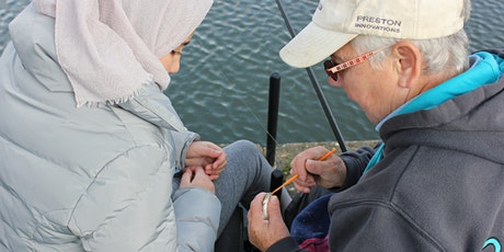 Free Let's Fish! - Nantwich - Learn to Fish session tickets