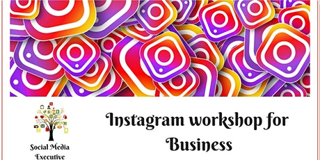 Instagram Workshop - How to effectively use Instagram for business tickets