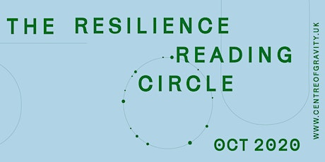 The Resilience Reading Circle: 2 tickets