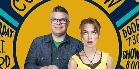 Tim Harmston and Mary Mack Comedy Show tickets