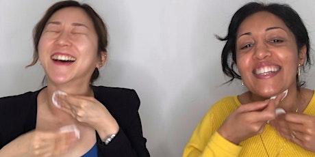 Anti-Ageing Face Massage Class & Beauty Tactics tickets
