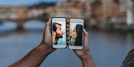 Online Speed Dating  Professionals (28-39) tickets