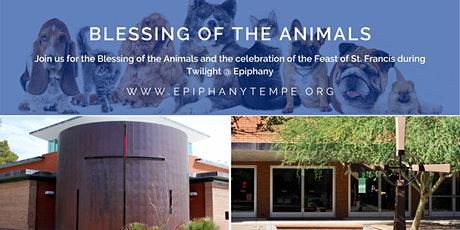 Feast of St. Francis: The Blessing of the Animals tickets