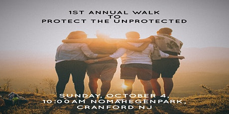 PROTECT THE UNPROTECTED! Walk for Victim  Safety  - Nomahegen Park tickets