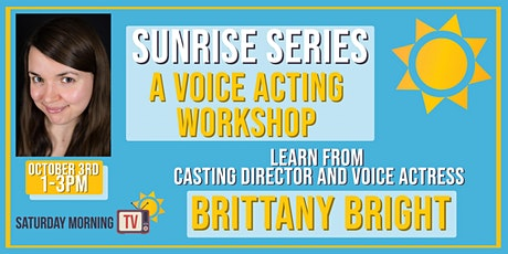 Sunrise Series: Brittany Bright tickets
