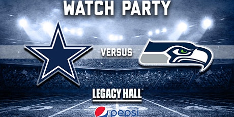 Cowboys vs. Seahawks Watch Party tickets