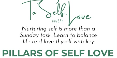 To Self, With Love | A Self Care Workshop for Women tickets