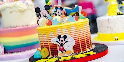£500 – 6 Week Cake & Cupcake Making NOVEMBER Masterclass