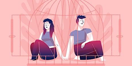 Come liberarsi delle relazioni tossiche e della dipendenza affettiva biglietti