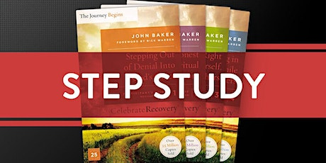 2020/21 Step Study Group tickets