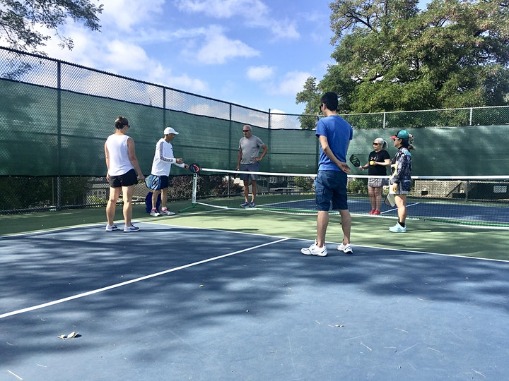 Intro To Pickleball image